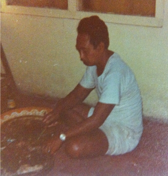 wayan's father