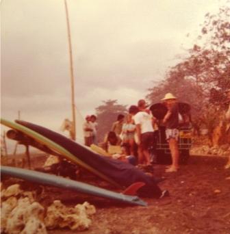 DIy trip beach