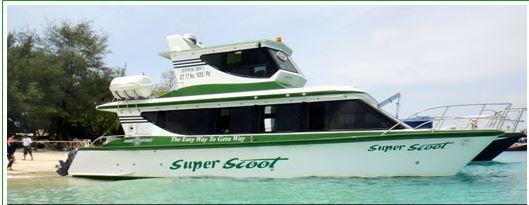lembongan boat