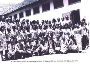 gerwani detainees 1972